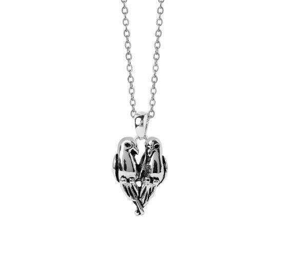 #LOVEBIRDS #Charm Necklace Caroline Néron carolineneron.com