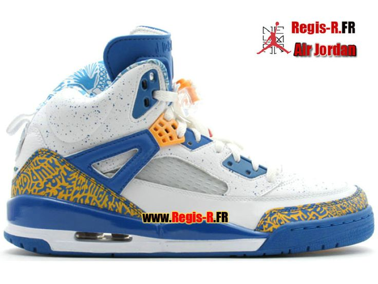 "Jordan Spiz´ike ""Do The Right Thing"" - Chaussures Basket Jordan Pas Cher Pour Homme 315371-162"