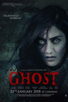 Ghost (2018) | Film in 2019 | 2018 movies, Trailer film