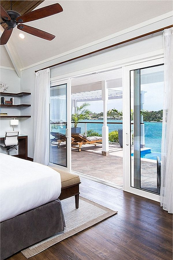 Check Out The View From Your Room At New Hammock Cove Resort On Antigua This New Resort Opens In Late 2019 You Inclusive Holidays Antigua Caribbean Holidays