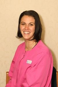 Michelle, one of our skilled dental hygienists, graduated from the University of New Haven.