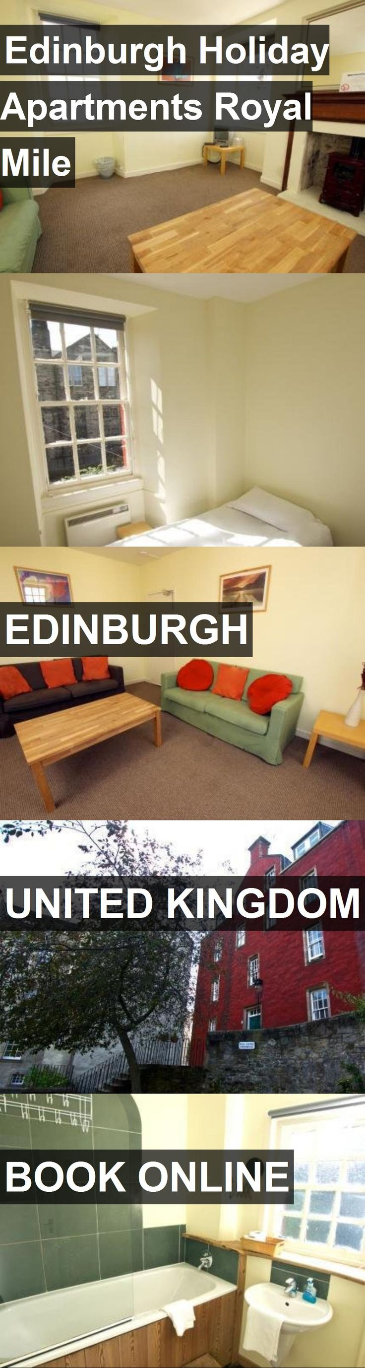 Edinburgh Holiday Apartments Royal Mile in Edinburgh, United Kingdom. For more information, photos, reviews and best prices please follow the link. #UnitedKingdom #Edinburgh #travel #vacation #apartment