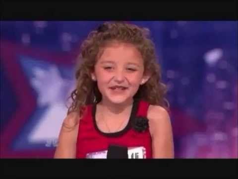 The little girl sings like a pro!! Must watch!