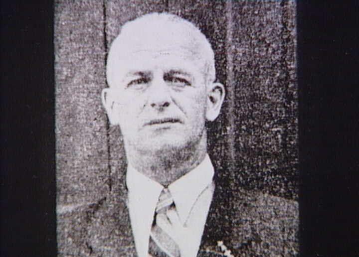 Berndt, Wilhelm. Chef for Gestapo i Ålborg
