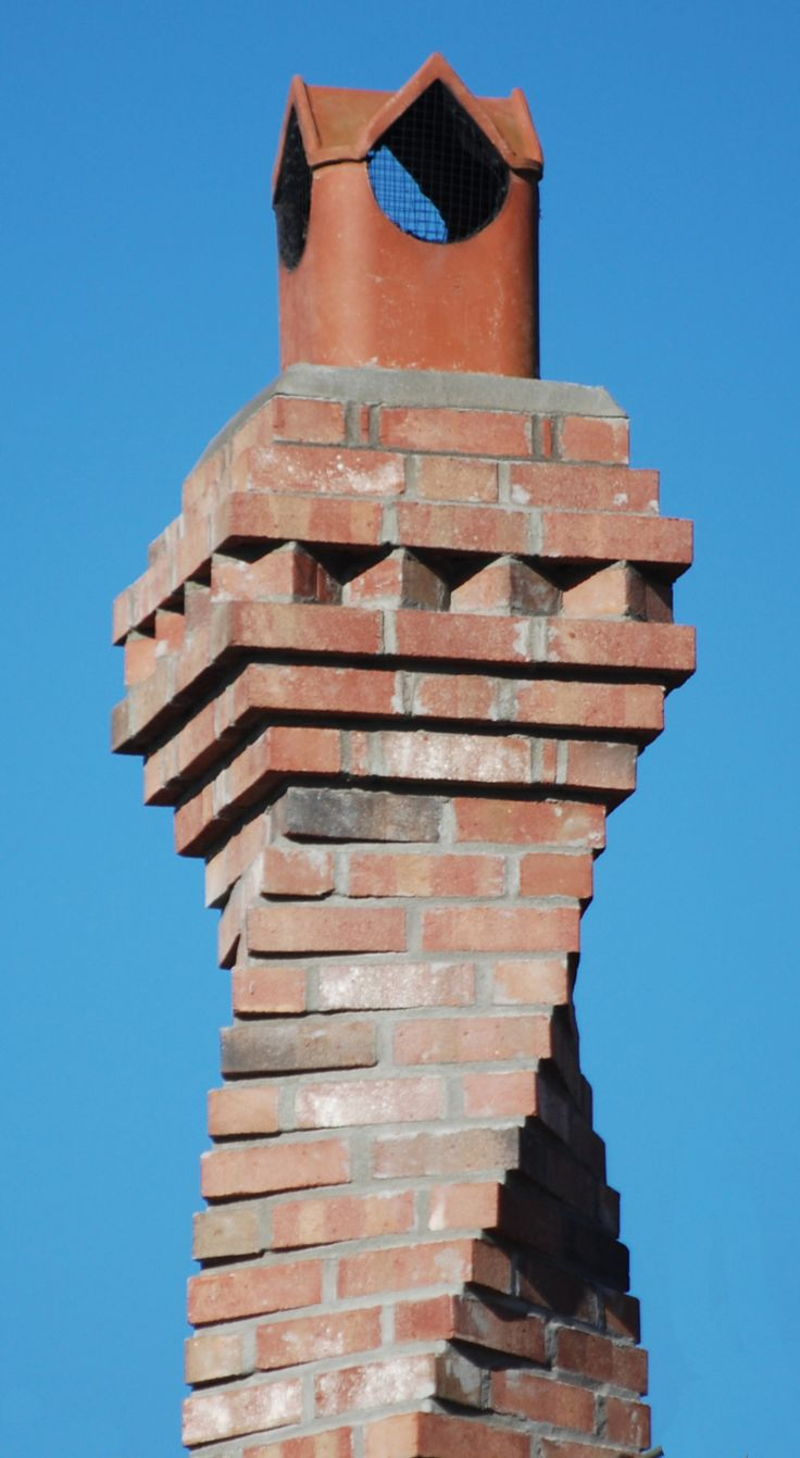 Outside Baking Ovens | Outdoor bake oven Victorian era chimney rebuilding Custom masonry ...