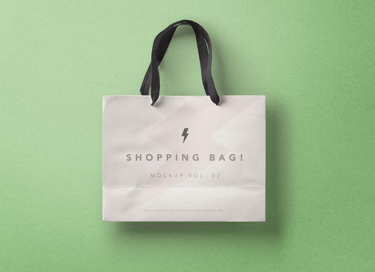 Free High Quality Paper Shopping Bag Mockup Psd Bag Mockup Cloth Tote Bag Bags