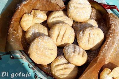 Di gotuje: 3-składnikowe ciasteczka z mlekiem skondensowanym ...