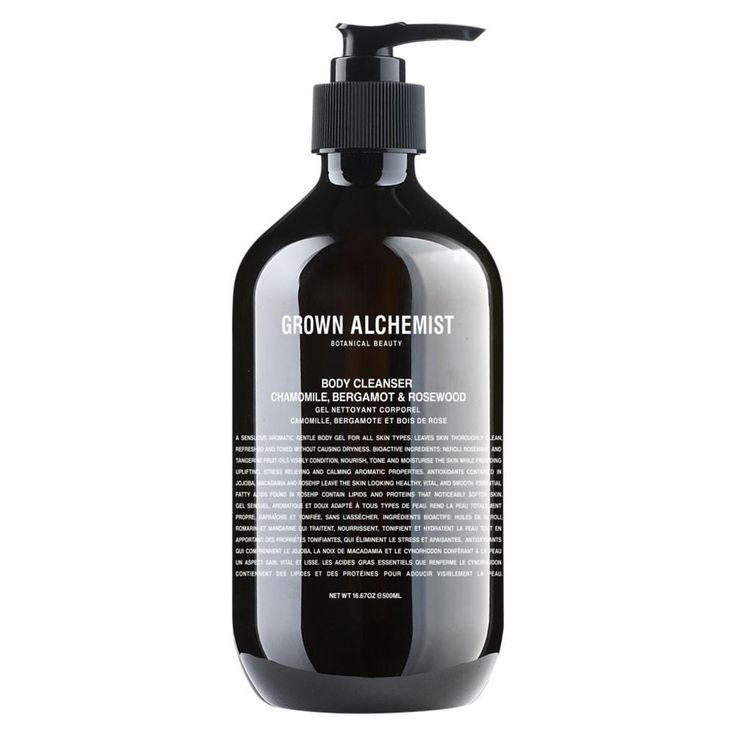 Grown Alchemist Body Cleanser Chamomile Bergamot & Rosewood 500ml - Pack of 6 Grown Alchemist Body Cleanser Chamomile Bergamot & Rosewood 500ml - Pack of 2  Read more http://cosmeticcastle.net/grown-alchemist-body-cleanser-chamomile-bergamot-rosewood-500ml-pack-of-6/  Visit http://cosmeticcastle.net to read cosmetic reviews