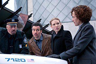 Kevin Corrigan, Anthony Harrison, Karin Konoval, and Anna Torv in Fringe (2008)