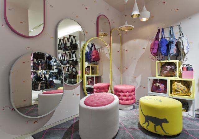 Kipling: gli store diventano la casa del cliente