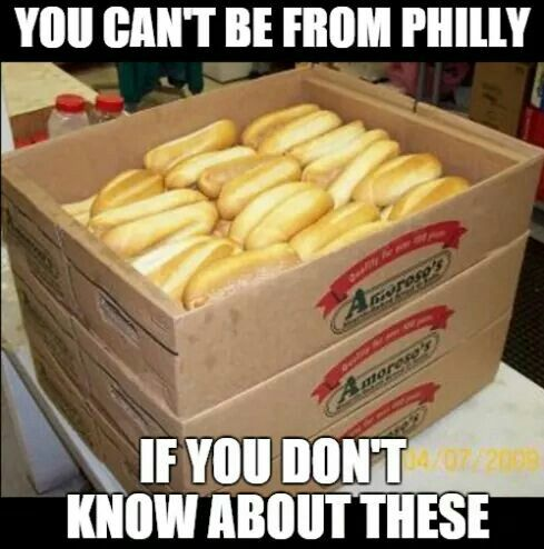 #meanwhileinphilly #amoroso #roll