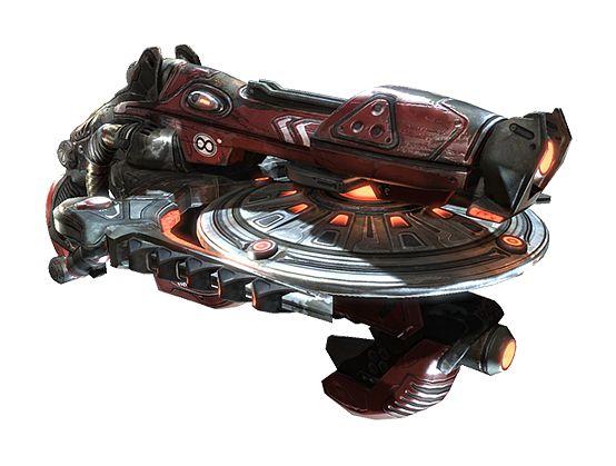 Unreal Tournament 3 translocator