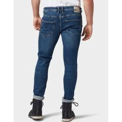 Tom Tailor Denim Herren Culver Skinny Jeans, blau, unifarben, Gr.30/34 Tom TailorTom Tailor
