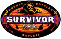 Survivor: Panama | Exile Island logo
