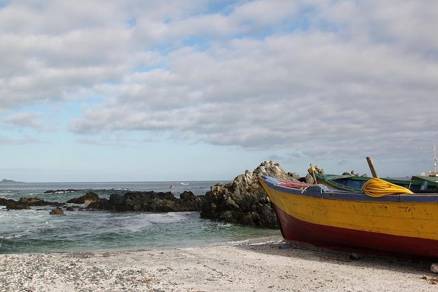 Punta de Choros / Chile