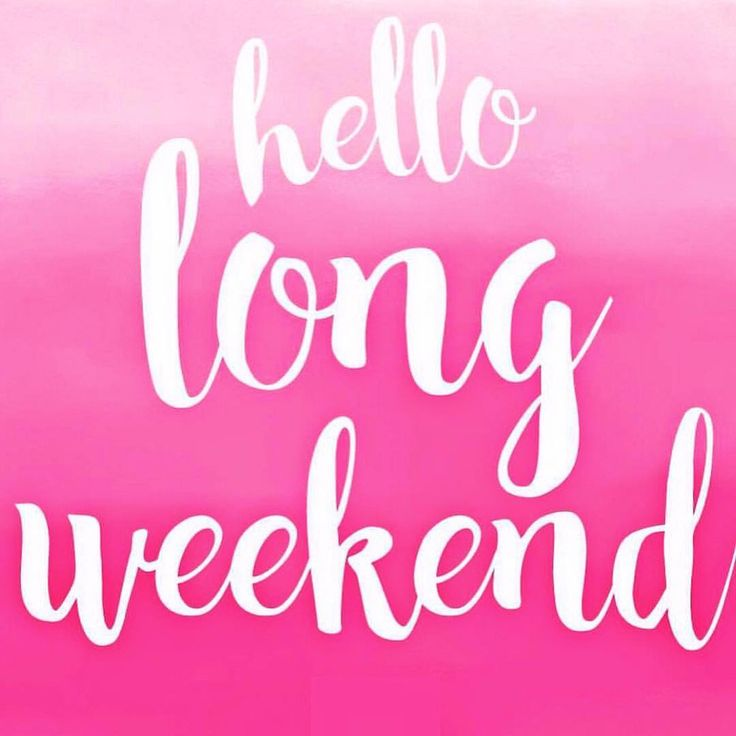 ♔audreylovesparis — Happy long weekend!