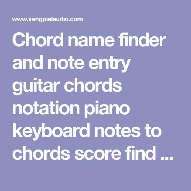 Guitar guitar chords notation : 1000+ ideas about Guitar Chord Finder on Pinterest | Guitar Chords ...