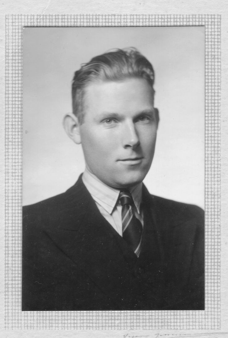 My grandfather, Ingolf Njærheim