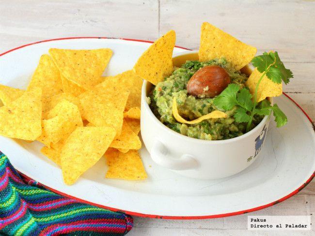 cmo hacer guacamole en casa receta with ideas para cena