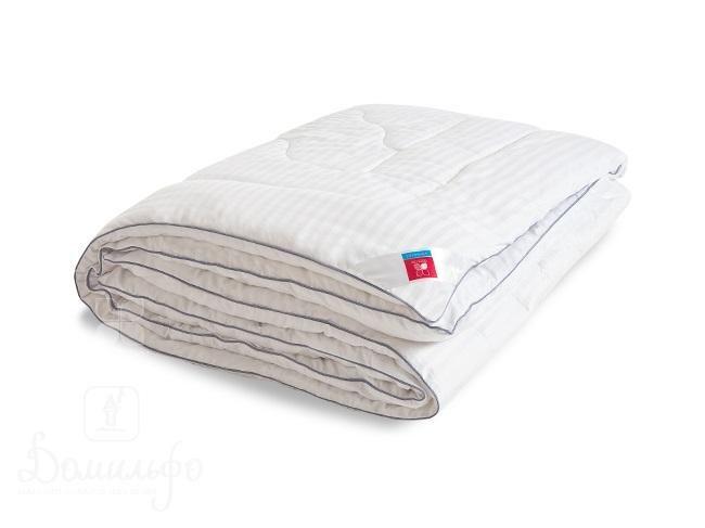 Одеяло детское из искусственного лебяжьего пуха стеганое ЭЛИСОН 110х140Т от производителя Легкие Сны (Россия)