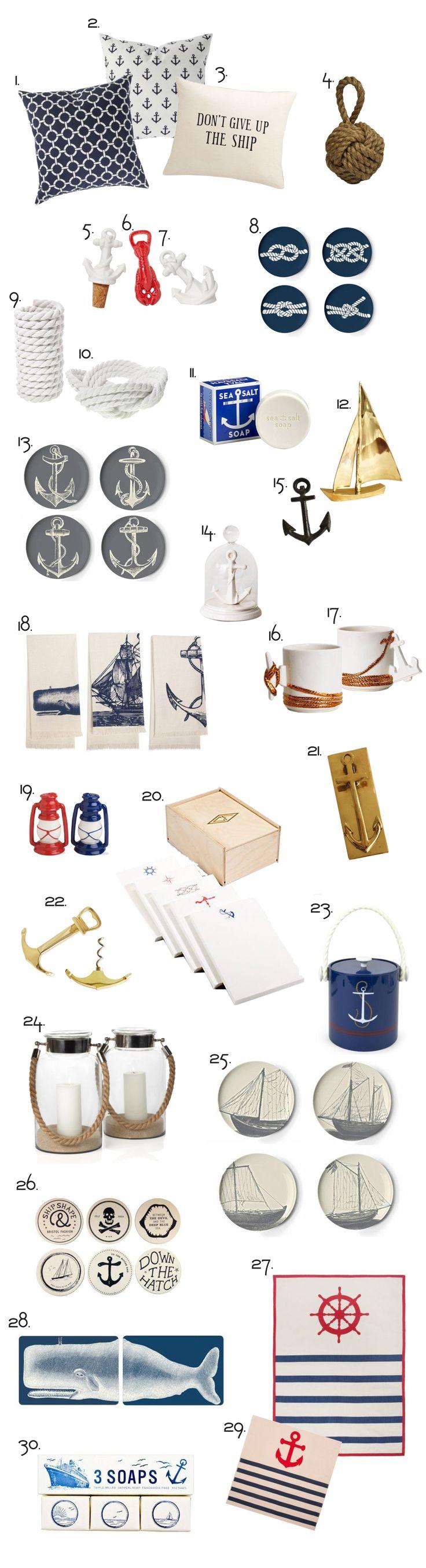 nautical bathroom accessories. NAUTICAL ideas for bathroom Best 25  Nautical accessories on Pinterest Wooden