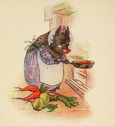 Beatrix Potter - Cecily Parsley's Nursery Rhymes ▬ Please visit my Facebook page at: www.facebook.com/jolly.ollie.77