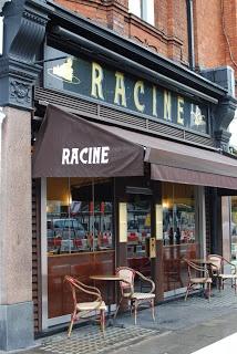 Racine - London