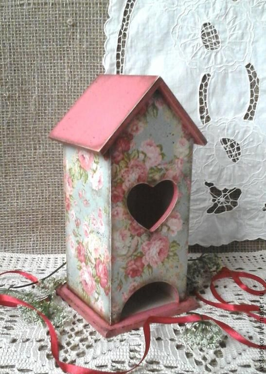 Купить Чайный домик Винтажные розы в стиле шебби - чайный домик, розы, розочки