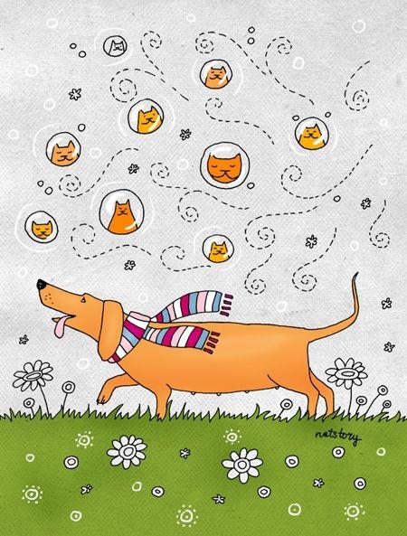 День собачьего счастья