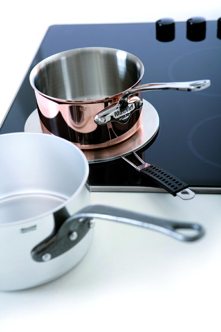 77 best Mauviel Copper Cookware images on Pinterest | Copper pots ...