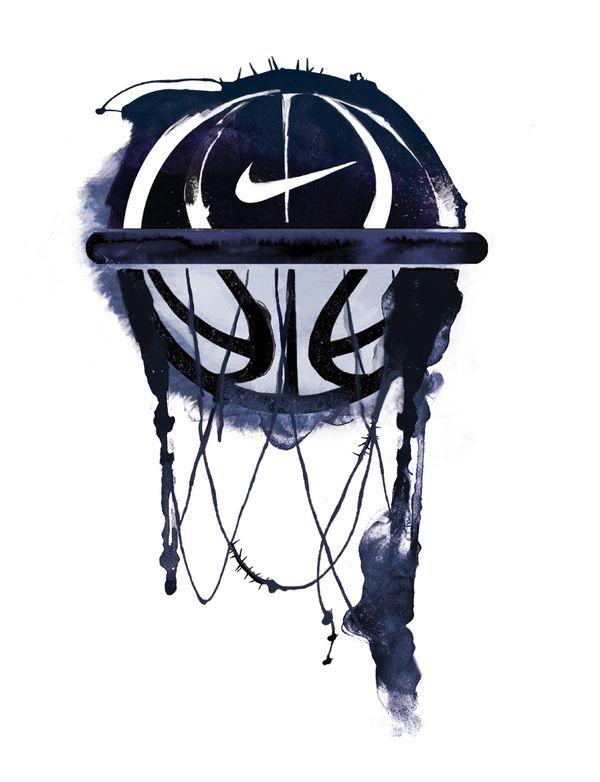 Nike Basketball by Vasava , via Behance