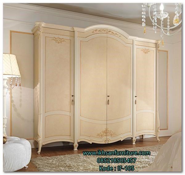JualLemari Baju Mewah Minimalis Pintu 4 Terbaru Lemari Baju Mewah…