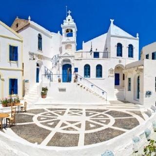 Nisiros island, Greece