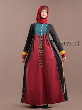 67 The Turkish Abaya