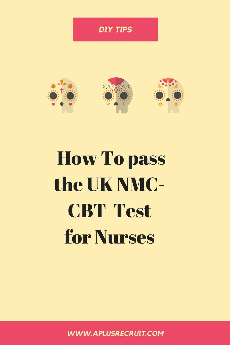 Tip and help for you to study and pass the NMC CBT online test for nurses. https://aplusrecruit.com/nmc-cbt-online/