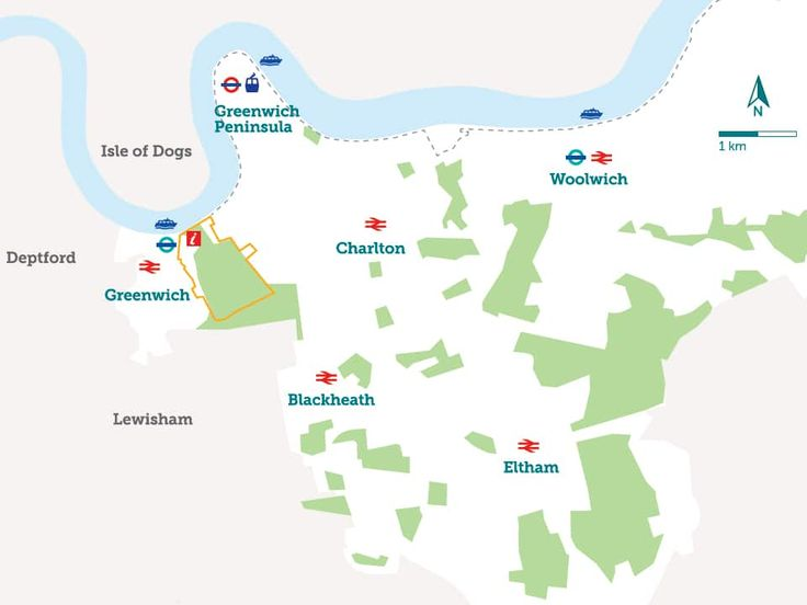Getting to Greenwich is easy by Docklands Light Railway, boat, train, bus or Underground.