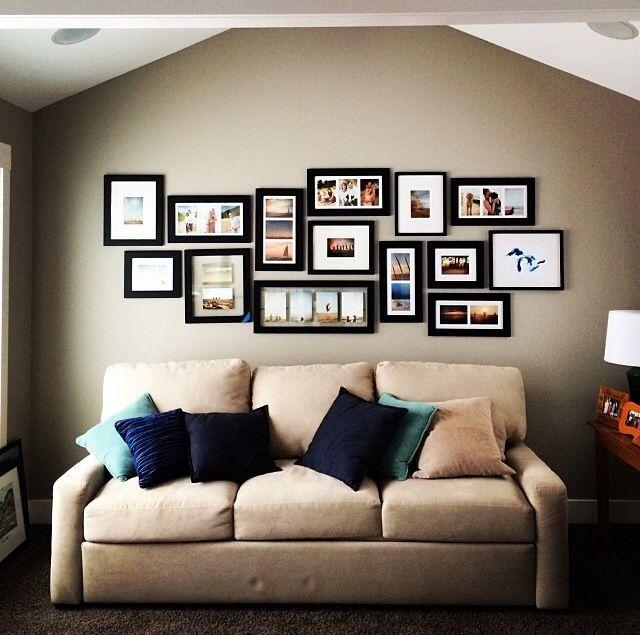 Photo display inspiration