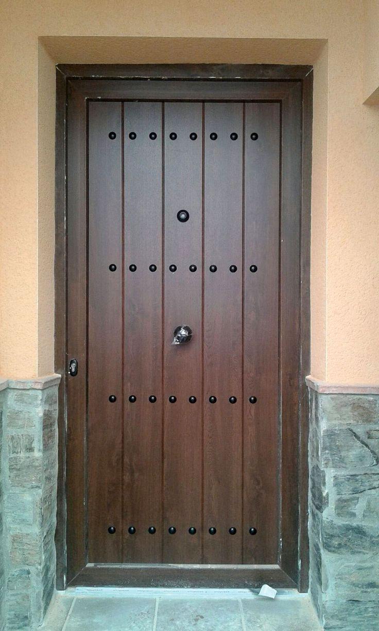 M s de 25 ideas incre bles sobre puertas r sticas en - Herrajes rusticos para puertas ...