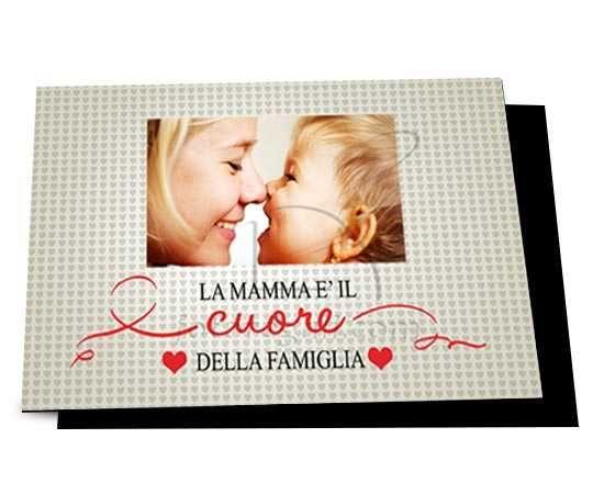 La grafica dedicata alla mamma per il tuo magnete