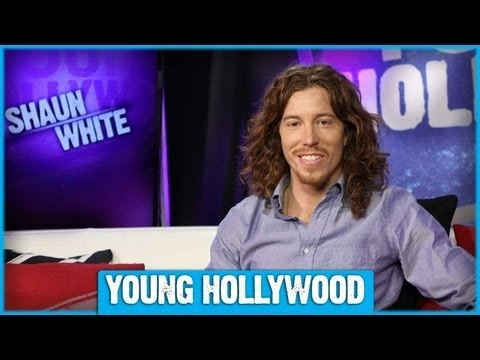 Shaun White is unbelievably talented... and SO much fun to talk to! Great interview!
