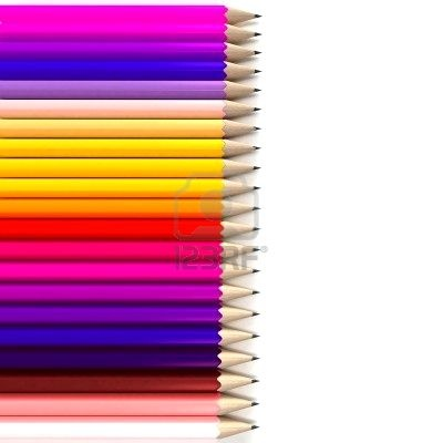 108 best COLORED PENCILS \ CRAYONS images on Pinterest Colouring - colored writing paper