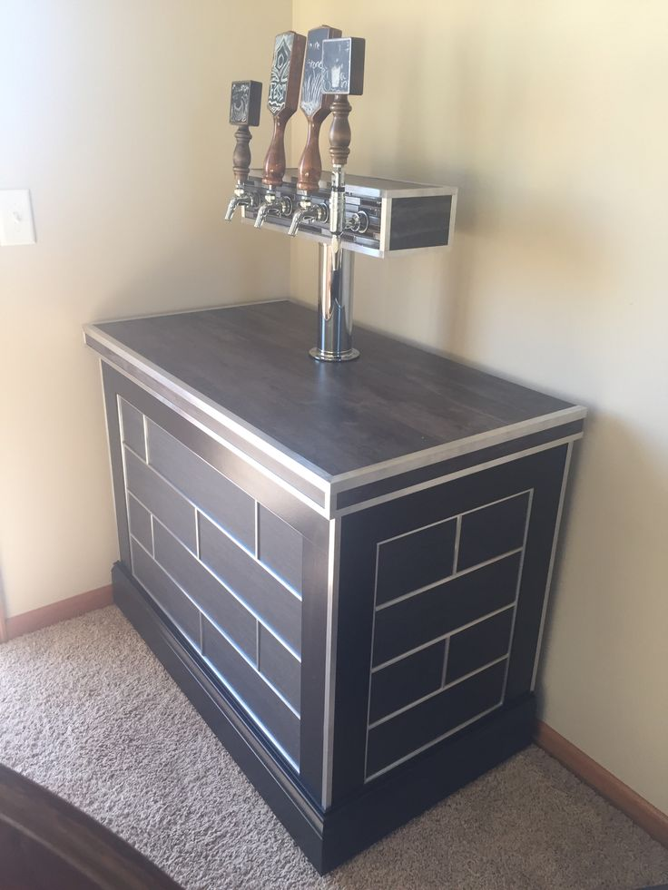 Best Bar Kegerator Ideas Images On Pinterest Diy Kegerator