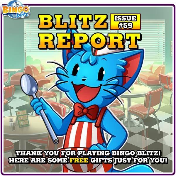 bingo blitz free credits  coins generator