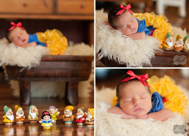Disney Baby Picture Ideas