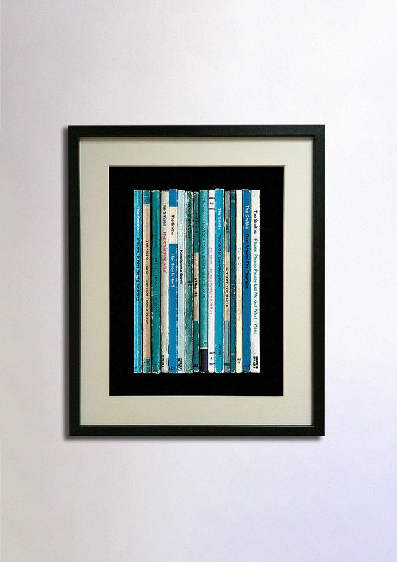 The Smiths 'Hatful of Hollow' Album As Book by StandardDesigns