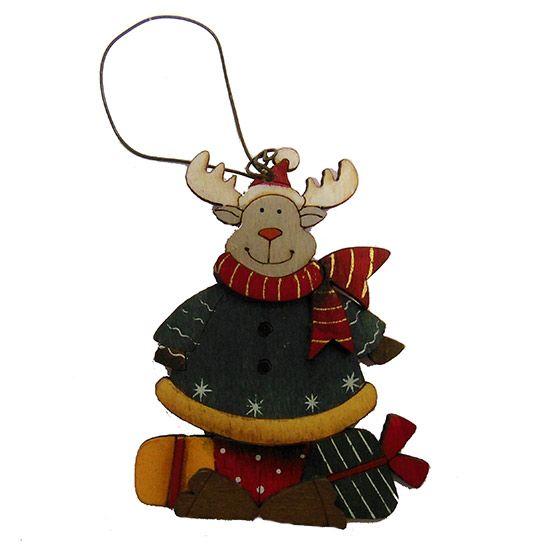 Rudolfos karácsonyfadísz