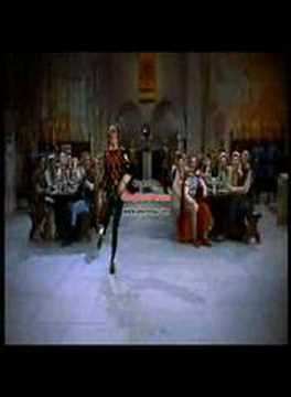 Danny Kaye as the Court Jester one of my favorite movies. So talented and funny!