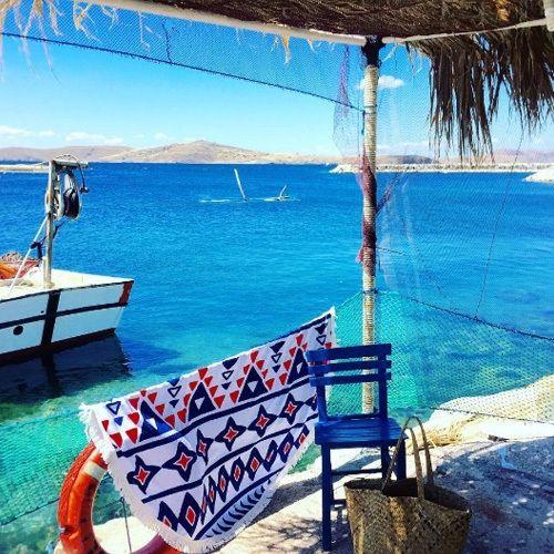 Albastrul mediteranean ar trebui să fie patentat ca şi culoare distinctă :) Se întâmplă să venim în întâmpinarea acestei idei şi să oferim produse cu un suflu mereu... albastru! #campaniisharihome http://sharihome.ro/campanie/aer-de-mediterana