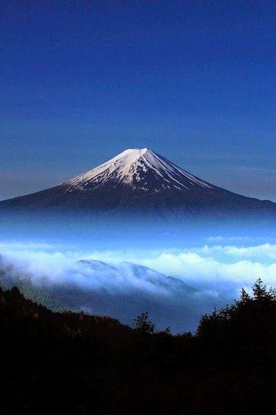 Mount Fuji Beautiful loved it in Japan