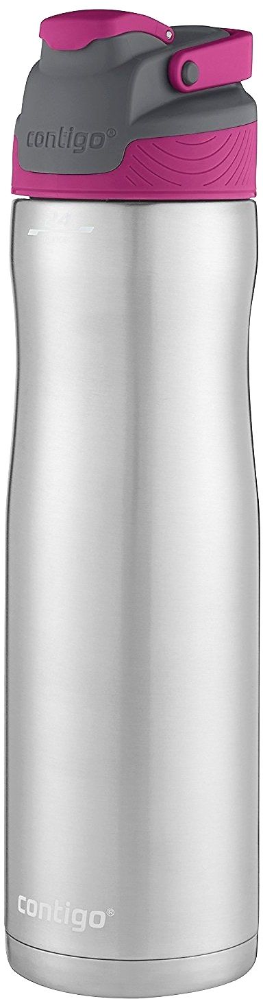 Contigo AUTOSEAL Chill Stainless #Steel Water Bottle, 24 Oz, Very Berry  https://couponash.com/deal/contigo-autoseal-chill-stainless-steel-water-bottle-24-oz-very-berry/161702